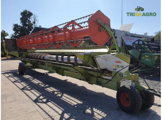 Жатка зерновая Claas V900 (2008)