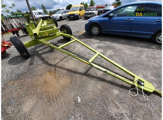 Тележка Tridaagro Sargan D2P 9 метров (2019)