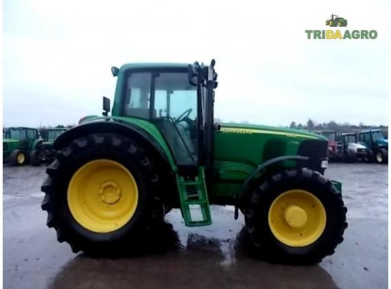 Трактор John Deere 6920 (2005)