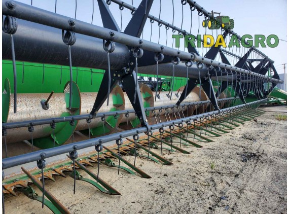 Жатка зерновая John Deere 622R (2013)