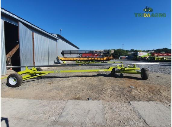 Тележка Tridaagro Sargan D2P 12 метров (2020)