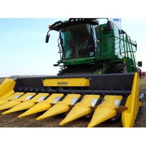Жатка кукурузная Fantini 8 рядов (2020)