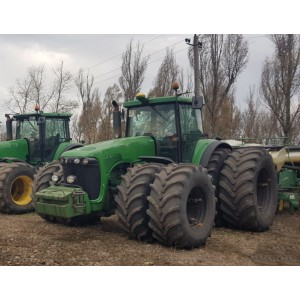 Трактор John Deere 8520 (2005)