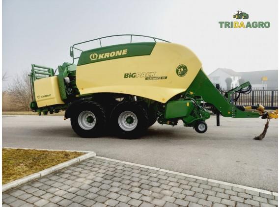Прес-підбирач тюків Krone Big Pack 1290 HDP II (2017)
