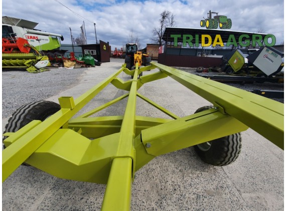 Тележка Tridaagro Sargan K2P 11 м. под New Holland