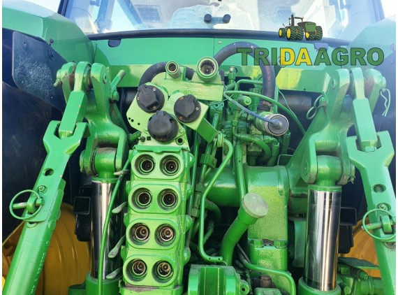 Трактор John Deere 7800 (1995)