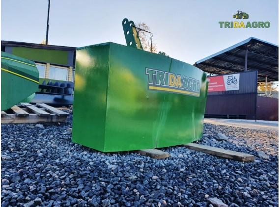 Противовес Tridaagro Dambo 1000