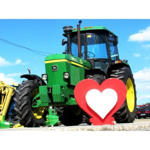 Трактор John Deere 3640 (1985)