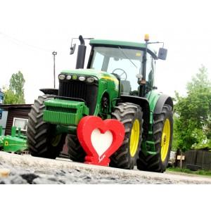 Трактор John Deere 8220 (2005)