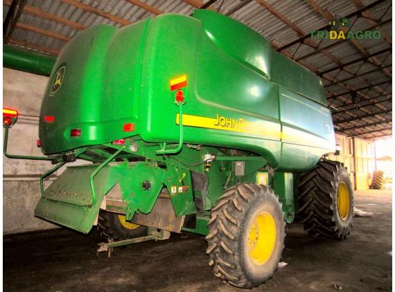 Комбайн John Deere 9660 STS (2006)