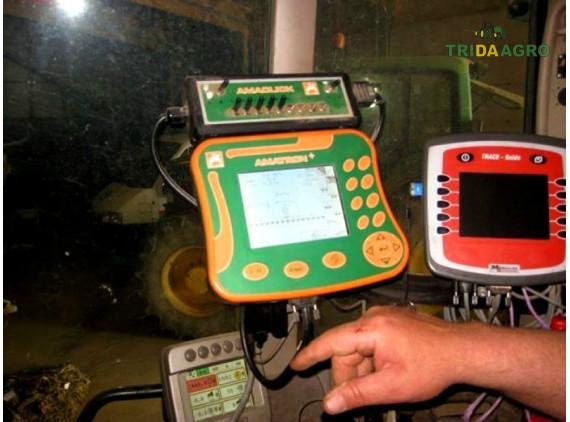 Навісний обприскувач Amazone UF 1501 (2008)