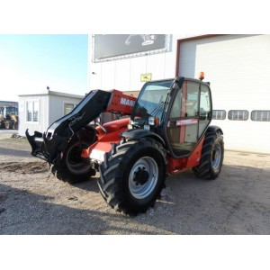 Manitou MLT 634 TURBO 4X4X4 LSY (2005)