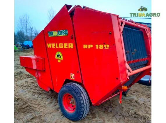 Прес-підбирач рулонний Welger RP 180 (1996)
