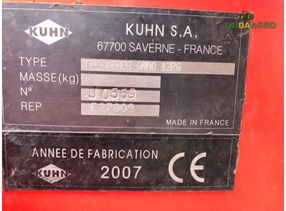 Сеялка Kuhn Planter 2 (2007)