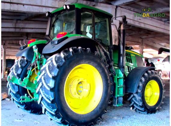 Трактор John Deere 6170M (2015)