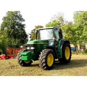 Трактор John Deere 6910 (2001)