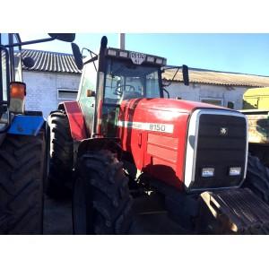 Трактор Massey Ferguson 8150 (1998)