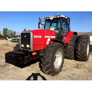 Трактор Massey Ferguson 8160 (1998)
