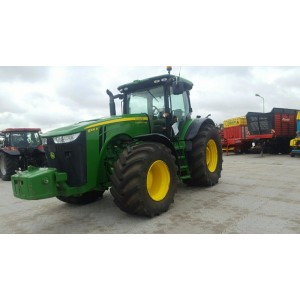 Трактор John Deere 8335R (2011)