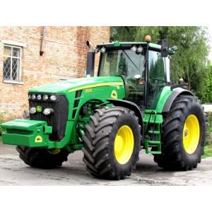 Трактор John Deere 8530 (2008)