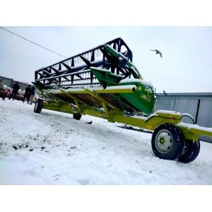 Жатка зерновая John Deere 622R (2002)