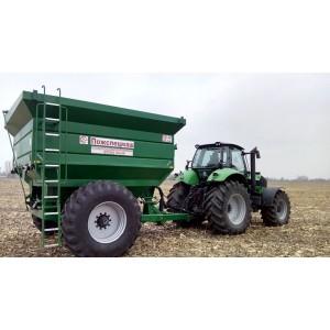 Бункер-накопитель перегрузочный Egritech БНП 20 (2019)