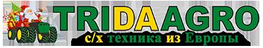 ТриДаАгро - продажа сельхозтехники (трактора, комбайны, плуги)